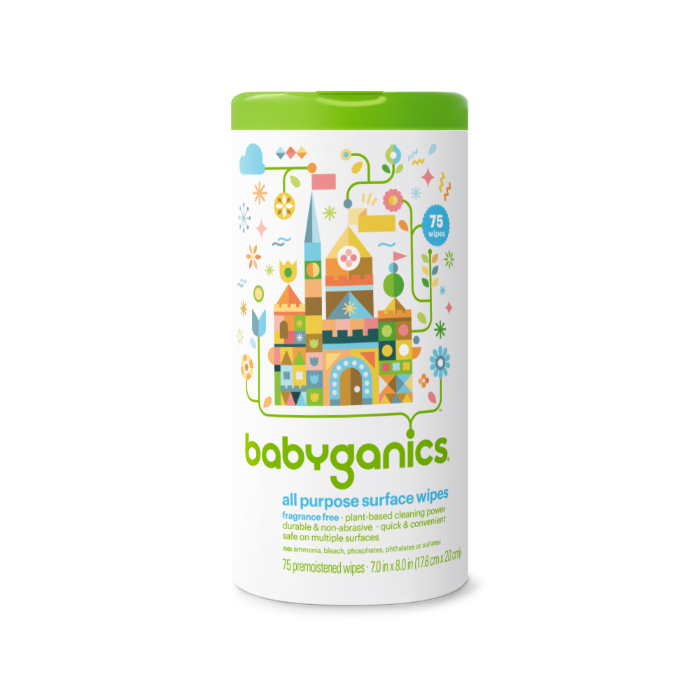 baby safe all purpose wipes