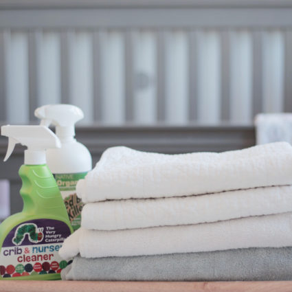 Non-toxic Home Cleaning