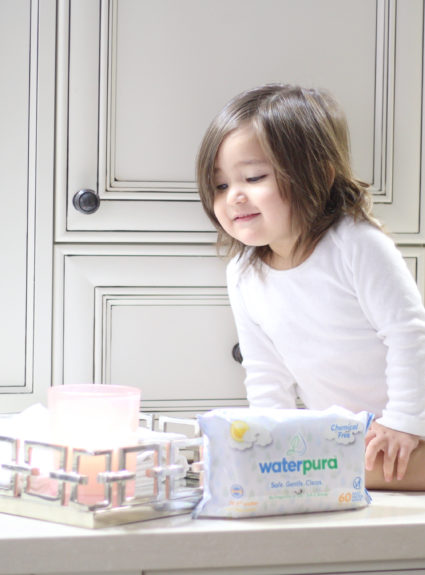 How I Almost Ate Poo….. (A #WTF Moment with WaterPura Baby Wipes)