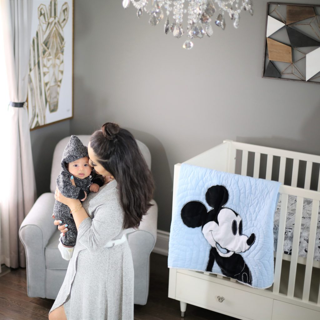 Miraj's Nursery Reveal